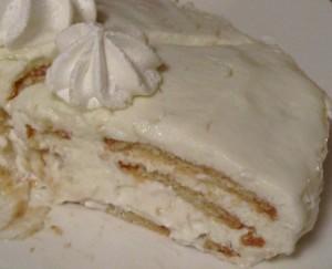 Gâteau fromage Estonie
