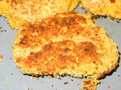 Recette de galettes de pois chiches aux pices et au s same - Cuisiner les pois chiches ...