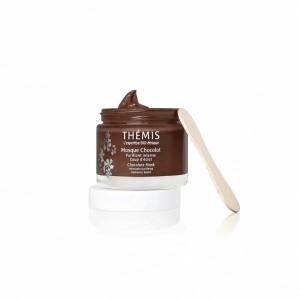 Masque au chocolat de la marque Thémis