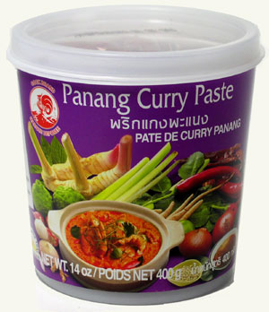 ... panang panang moo yang curried pork chops panang curry paste panang