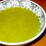 Soupe aux c tes de blettes et aux poireaux - Comment cuisiner les cotes de blettes ...