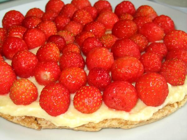 macaron-fraise