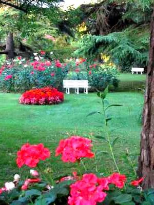 Le Cantou et son jardin
