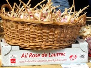 Ail rose de Lautrec
