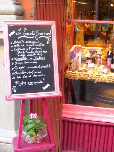 Paradis gourmand Toulouse