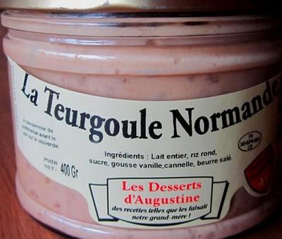 teurgoule Normandie