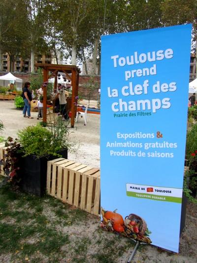 Toulouse prend la clé des champs