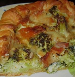 tarte-brocolis-roquefort