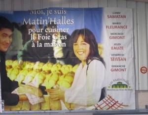 marché gras Samatan