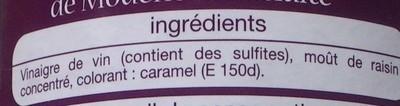 Le colorant caramel E150D