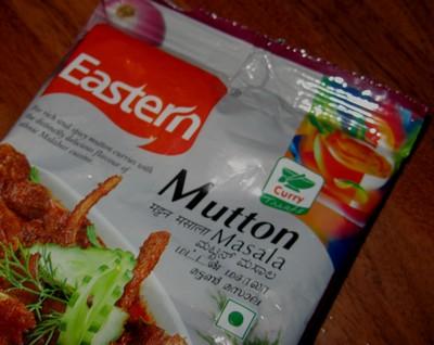 curry masala Inde