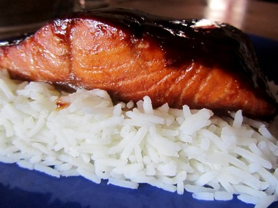 truite teriyaki