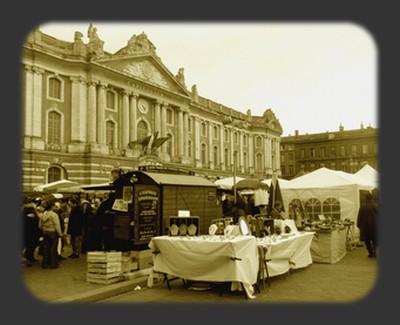 marché aveyron Toulouse