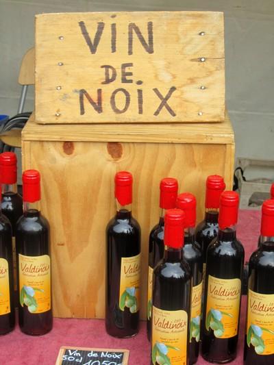vin de noix aveyron