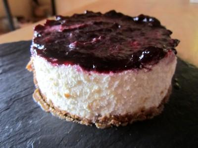 Cheesecake gascon et des pyrénées
