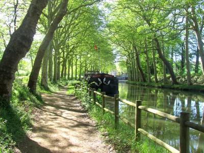 Canal du Midi Castelnaudary