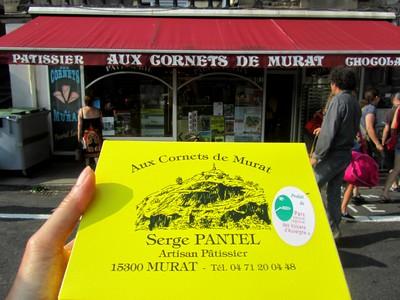 Cornet de Murat