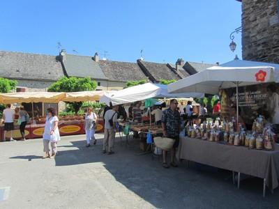 najac-marché