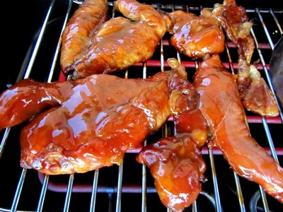poulet-sauce-barbecue