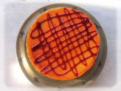 cheesecake-orange-courge