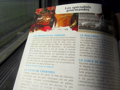 chartres-specialites