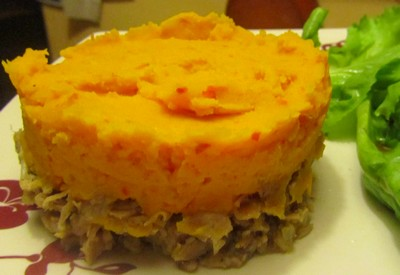parmentier-patate-dinde