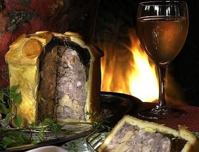 Le pâté de Chartres Crédit photo http://www.cuisinealafrancaise.com