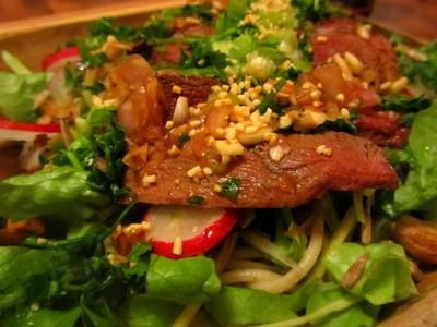 salade-canard-thai