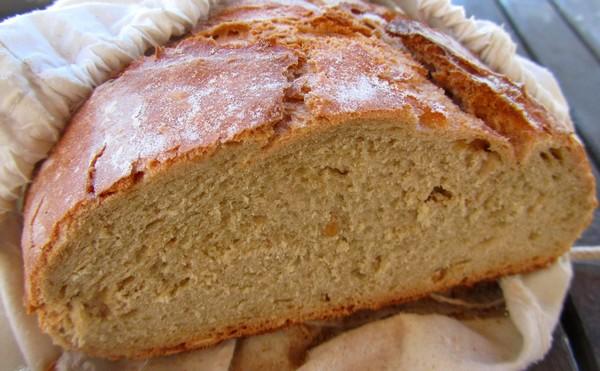 Faire le pain soi-même...
