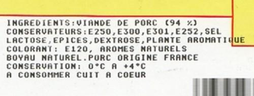 saucisse-nitrites