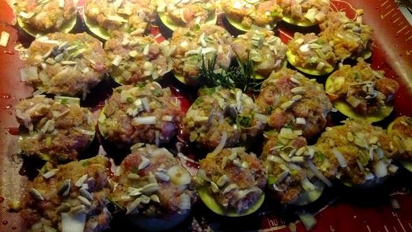 aubergines-rondelles