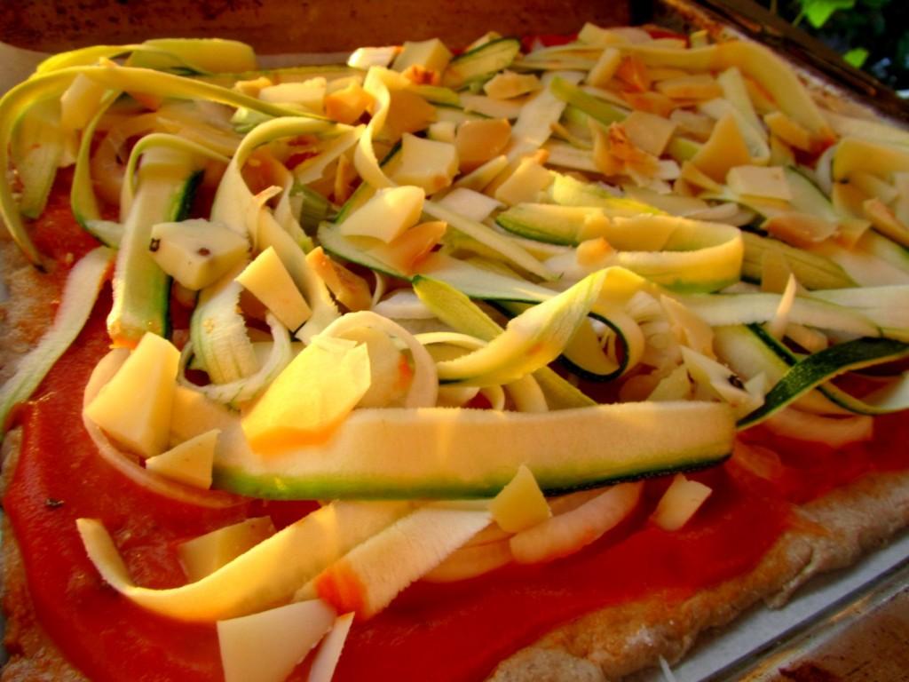 pizza-courgette
