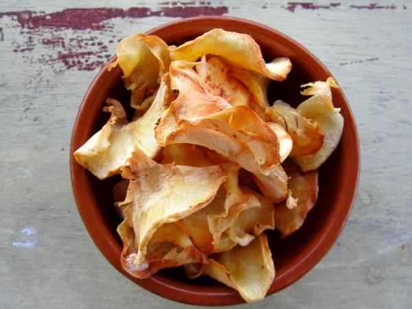 chips-panais-four