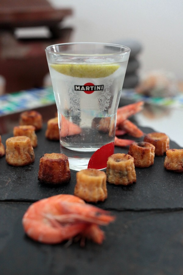 canneles-scampi