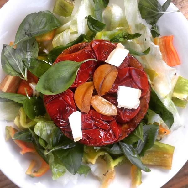 tatin tomates ail
