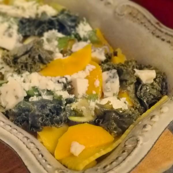 lasagnes-courge-kale