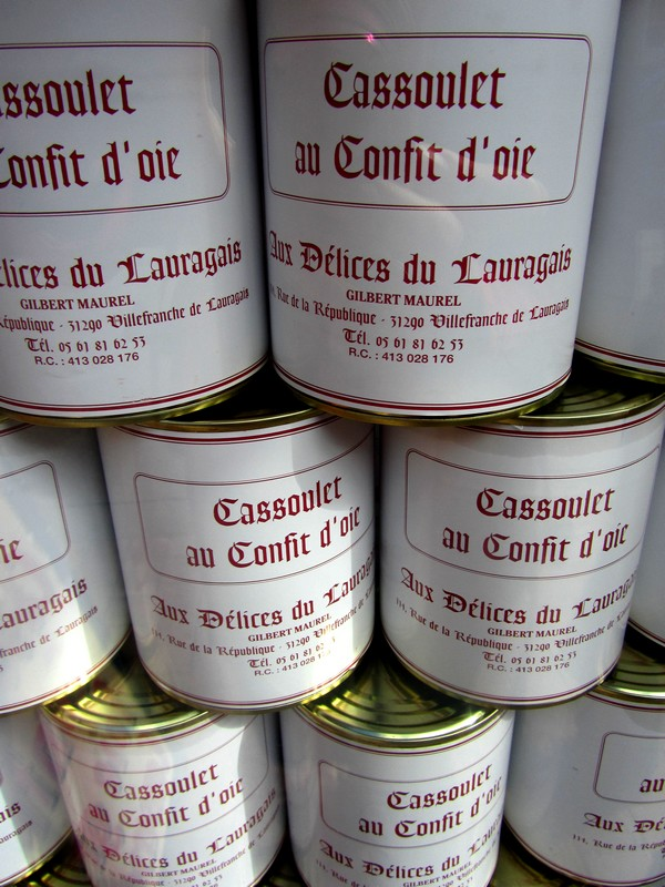 cassoulet-lauragais
