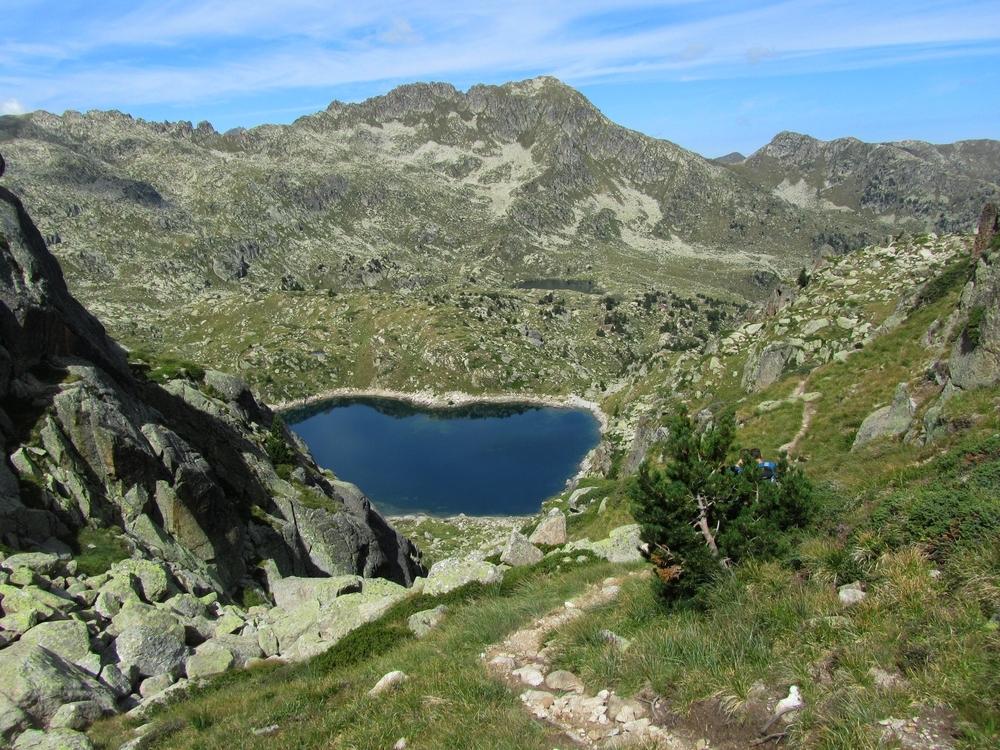 Les Encantats, Catalogne, Espagne