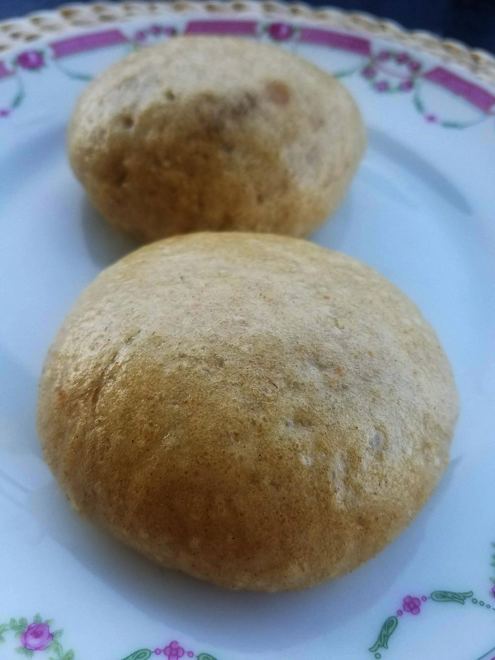 Manapuas, pains vapeur d'Hawaï au porc