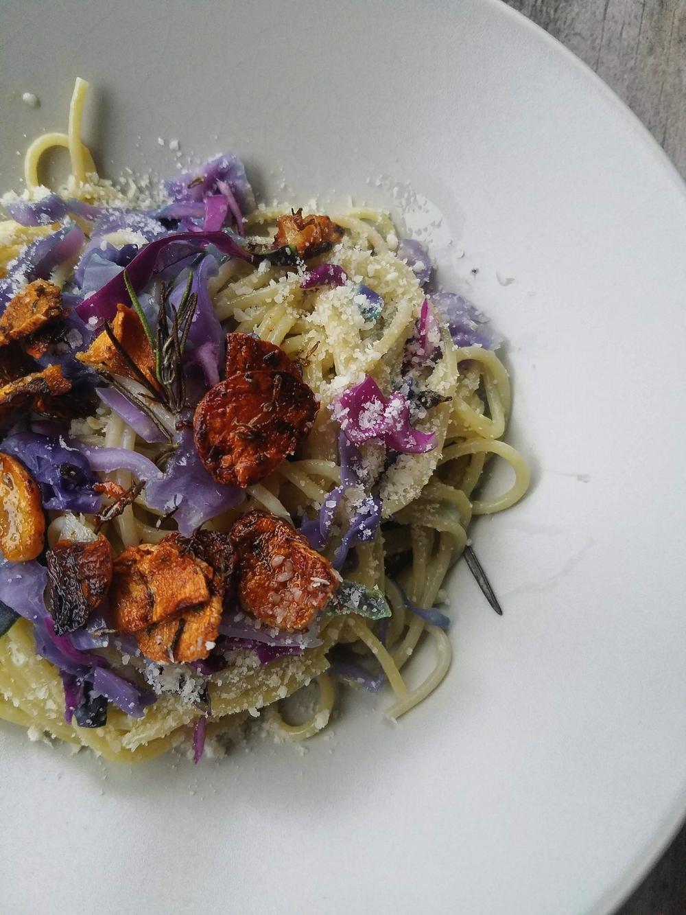 Pâtes ail violet de Cadours