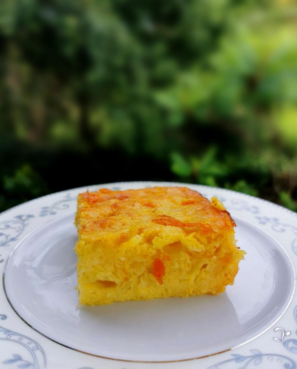 Portokalopita, gâteau grec à l'orange
