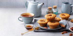 Recettes de pâtisseries à base de thé