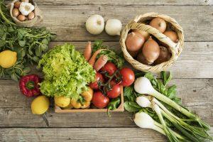 Fruits et légumes bio