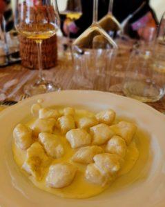 Gnocchi à la tome de Lanzo, Piémont