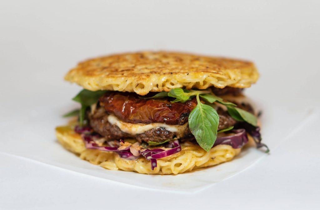 burger galette